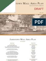 Jamestown Mall Area Plan_DRAFT_May 2011
