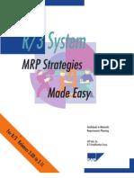 SAP MRP Made Easy Guidebook
