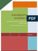 El LIBRO DEL ABUELO - Apuntes sobre su pensamiento económico