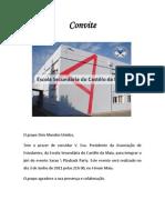 Convite_Associação de Estudante_DoisMundosUnidos