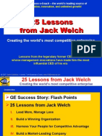 25 Lessons Jack Welch Ten3 Mini Course 2