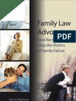 Family Law Advocacy - Maclean & Eekelaar 2009
