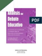 Baigorri Et Al 2005 Debate Educativo Secundaria_Informe_Sintesis