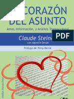 El Corazon Del Asunto-Claude Steiner-Extracto-Jeder