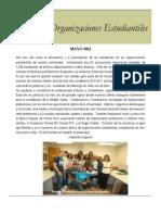 PRSSA UPR Bayamón - Boletín Informativo de UPRB