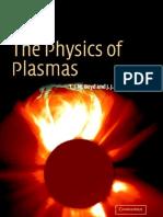 The Physics of Plasmas Boyd