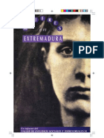 Baigorri Et Al 1993 Mujeres en Extremadura