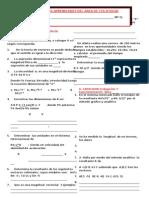 examen   ANALISIS VECTORIAL