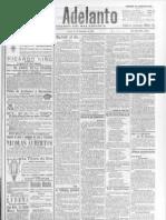 23-12-1909 Inundación molino del arrabal salamanca