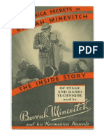 Harmonica Secrets of Borrah Minevitch