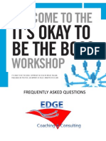 Frequently Asked Questions Edge