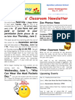 Week 36 Newsletter