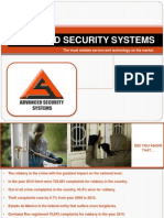 ADVANCED SECURITY SYSTEMS - YOUR SAFE SOLUTION!