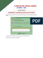 Bases de Datos en Visual Basic