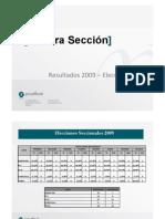 Ficha Electoral III Con Adhesiones