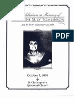 Tomlinson - Death Doc