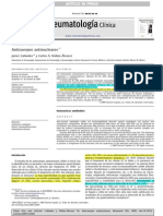 Anticuerpos Antinucleares - Reumatologia Clinica 2009