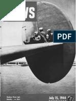 Naval Aviation News - Jul 1944