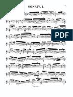 Sonata vl 1