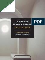 Sorrow Beyond Dreams Introduction