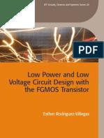 [Esther Villegas Low Power and Low Volt