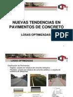 Nuevas Tendencias en Pavimentos de Concreto - CPSAA