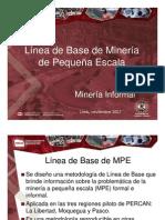 Presentacion Mineeria Informal