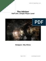 The Advisor Level Design Document