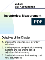Inventories Measurement