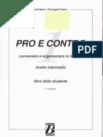 Barki-diadori Pro e Contro 1 Schede Argomenti