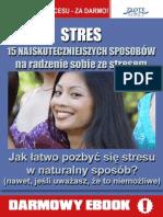 Stres - Darmowy eBook