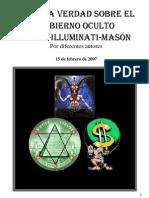 Toda La Verdad Sobre El Gobierno Oculto Judeo-illuminati-mason