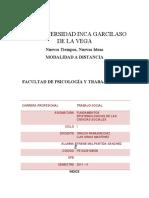 Fundamentos Epistemologico Del Psicoanalisis