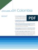 Perspectivas Para Colombia