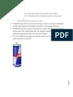 Red Bull Imc Plan