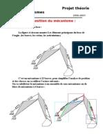 Analyse de Mecanisme