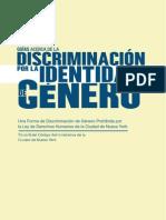 GenderDis Spanish