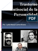 Personal Id Ad Antisocial