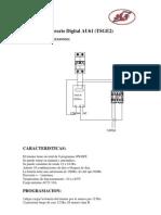 Automático Horario Digital AU61