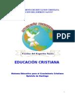 educación cristiana  libro de santiago