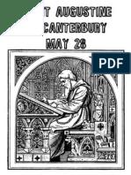 5.28 Saint Augustine of Canterbury