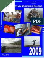Anuario Pesquero y de Acuicultura de Nicaragua 2009.