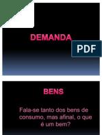 Demanda - TE
