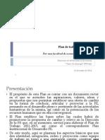 Plan de Trabajo Para La Direccion - Rodolfo Aguilera Villanueva