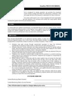 Bluguard l900 User Manual v1.0