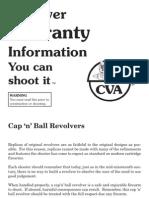 CVA Revolver