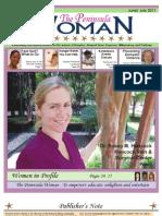 The Peninsula Woman - June/July 2011