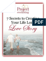 7 Secrets To Lifelong Love
