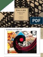 Galileo Alarm Clock