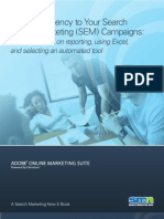 Search Marketing Now SEM Campaigns